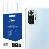 3MK Lens Protect Xiaomi Redmi Note 10 Pro Ochrona na obiektyw aparatu 4szt