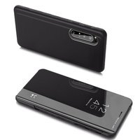 Clear View Case cover for Sony Xperia 10 II black
