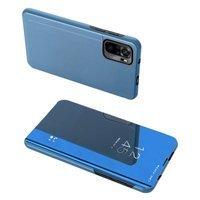 Clear View Case cover for Xiaomi Redmi Note 10 Pro blue