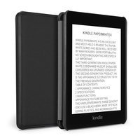 DUX DUCIS Domo Tablet Cover with Multi-angle Stand and Smart Sleep Function for Amazon Kindle Paperwhite 4 black