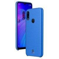 DUX DUCIS Skin Lite PU Leather case for Xiaomi Redmi 7 blue