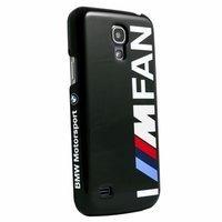 Etui hardcase BMW BMHCS4MMFB S4 mini czarne/black