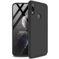 GKK 360 Protection Case Front and Back Case Full Body Cover Xiaomi Redmi Go black