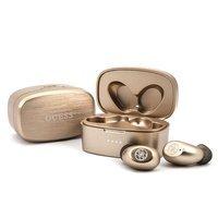 Guess GUTWSJL4GGO TWS Bluetooth Earphones + Docking Station Gold / Gold 4G
