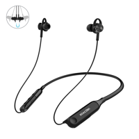 Mixcder Waterproof IPX5 Sports Wireless Bluetooth 5.0 ANC Earphone (Active Noise Canceling) Black (RX)