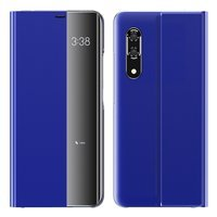 New Sleep Case Bookcase Type Case with kickstand function for Huawei P20 Pro blue