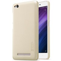 Nillkin Super Frosted Shield Case with screen protector for Xiaomi Redmi 4A golden