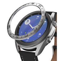 Ringke Bezel Styling case frame envelope ring Samsung Galaxy Watch 3 41 mm silver (GW3-41-01)