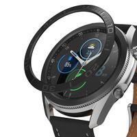 Ringke Bezel Styling case frame envelope ring Samsung Galaxy Watch 3 45 mm black (Stainless Steel) (GW3-45-08)