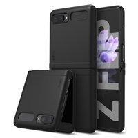 Ringke Slim Ultra-Thin Cover PC Case for Samsung Galaxy Z Flip black (SLSG0044)