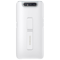 Samsung Standing Cover kickstand Hard Case for Samsung Galaxy A80 white (EF-PA805CWEGWW)