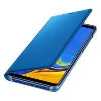 Samsung Wallet Cover Bookcase with Card Slot for Samsung Galaxy A9 2018 blue (EF-WA920PLEGWW)