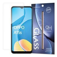 Tempered Glass 9H Screen Protector for Oppo A15s / A15 (packaging – envelope)