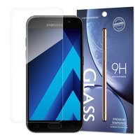Tempered Glass 9H Screen Protector for Samsung Galaxy A3 2016 (packaging – envelope)