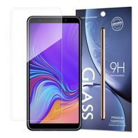 Tempered Glass 9H Screen Protector for Samsung Galaxy A7 2018 (packaging – envelope)