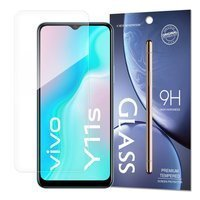 Tempered Glass 9H Screen Protector for Vivo Y11s (packaging – envelope)