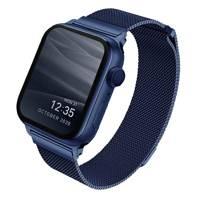 UNIQ Dante strap band bracelet watch bracelet watch 6 44mm / Watch 5 44mm / Watch 4 44mm / Watch SE 44mm blue