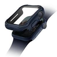 UNIQ Torres Apple Watch Series 4/5/6 / SE 44mm case. blue / nautical blue