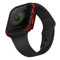 UNIQ Valencia case for Watch 6 44mm / Watch 5 44mm / Watch 4 44mm / Watch SE 44mm red