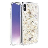 UNIQ case Lumence Clear iPhone Xs Max gold / Champagne gold