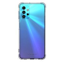 Wozinsky Anti Shock durable case with Military Grade Protection for Samsung Galaxy A32 5G transparent