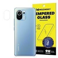 Wozinsky Camera Tempered Glass super durable 9H glass protector Xiaomi Mi 11