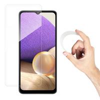 Wozinsky Nano Flexi Glass Hybrid Screen Protector Tempered Glass for Samsung Galaxy A32 5G