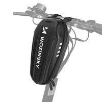 Wozinsky Waterproof Electric Scooter Handlebar Bag 3L black (WSB4BK)