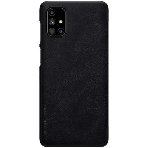 Nillkin Qin original leather case cover for Samsung Galaxy M51 black