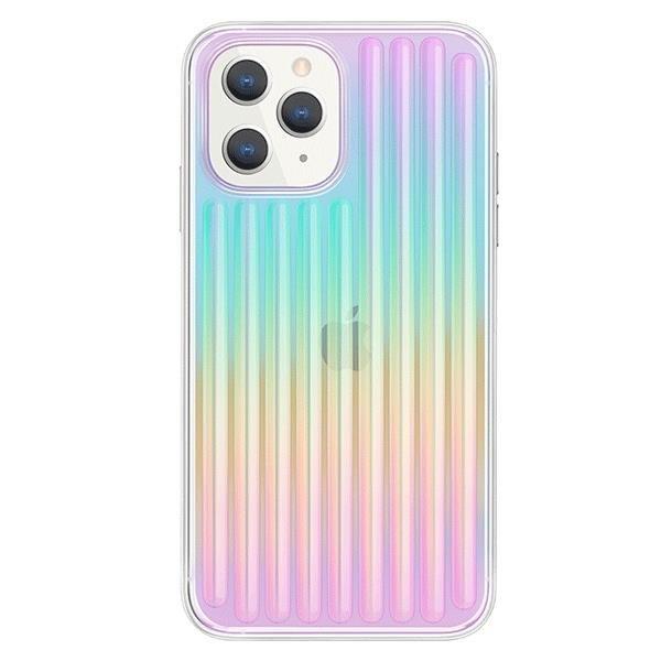 UNIQ Coehl Linear case for iPhone 12 Pro Max multicolor