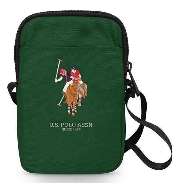 US Polo Handbag USPBPUGFLGN green / green