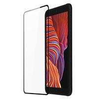 Dux Ducis 10D Tempered Glass wytrzymałe szkło hartowane 9H na cały ekran z ramką Samsung Galaxy XCover Pro czarny (case friendly)