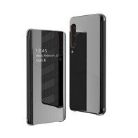 Flip View futerał etui z klapką Samsung Galaxy A70 czarny