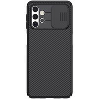 Nillkin CamShield Case etui pokrowiec osłona na aparat kamerę Samsung Galaxy A32 5G czarny