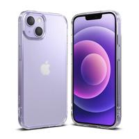 Ringke Fusion etui pokrowiec z żelową ramką iPhone 13 matowo-przezroczysty (FM543E52)