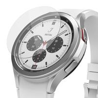 Ringke IDGL 4szt szkło hartowane do Samsung Galaxy Watch 4 Classic 46mm na zgarek (G4as056)