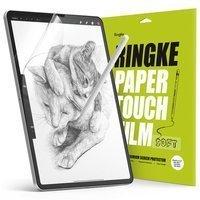 """Ringke PAPER TOUCH 2x miękka matowa folia jak papier paper-like do rysowania na tablecie  iPad Pro 12.9"""" 2021/ 2020/ 2018 przezroczysty (PF13S041)"""