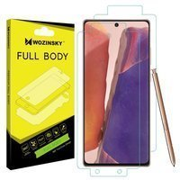 Wozinsky Full Body samoregenerująca się folia ochronna na cały telefon Samsung Galaxy Note 20