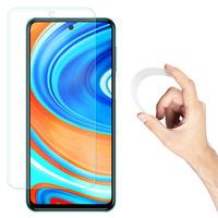 Wozinsky Nano Flexi hybrydowa elastyczna folia szklana szkło hartowane Xiaomi Redmi Note 9 Pro / Redmi Note 9S / Poco X3 NFC / Poco X3 Pro
