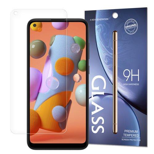 Tempered Glass szkło hartowane 9H Samsung Galaxy A11 / M11 (opakowanie – koperta)