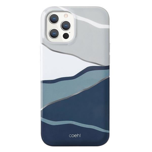 UNIQ Coehl Ciel etui na iPhone 12 Pro Max niebieski